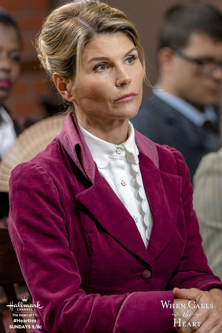Abigail (Lori Loughlin) looks on as the court decides Henry's future. Will her friendship help his case? When Calls the Heart, Season 5 premieres February 18 at 9/8c!  #Hearties #HallmarkChannel #WCTH