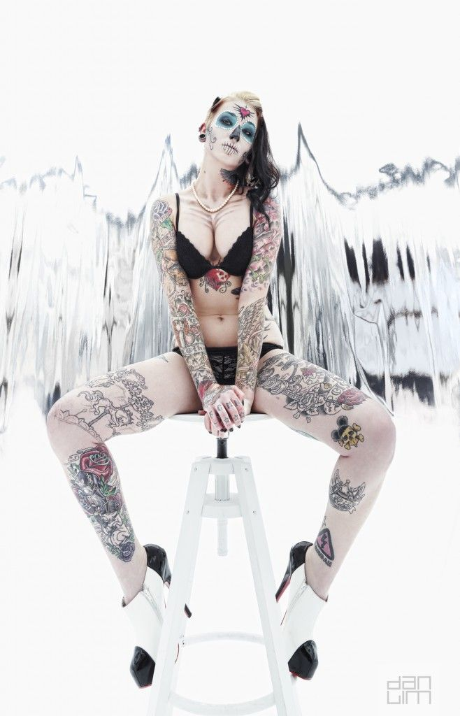 Dan Lim | Inked In - A #photo series about #tattoos and the #people who wear them.  #inkedgirls