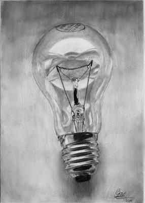 Light Bulb Drawing