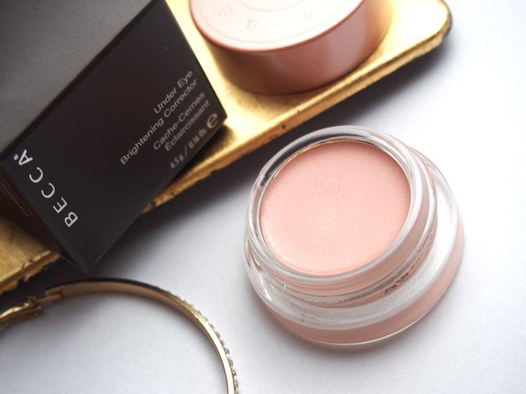 Becca Under Eye Brightening Corrector Review, Swatches, Photos on Irish Beauty Blog, John, It's Only Makeup! Becca Cosmetics, Ireland.