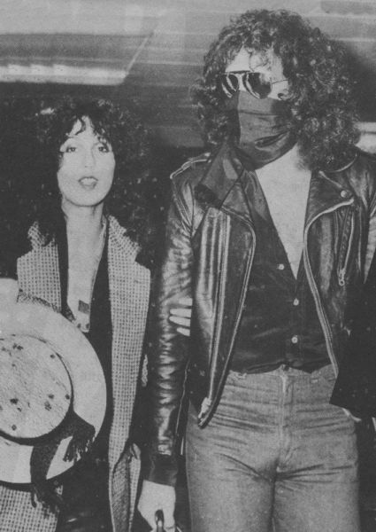 Cher & Gene Simmons