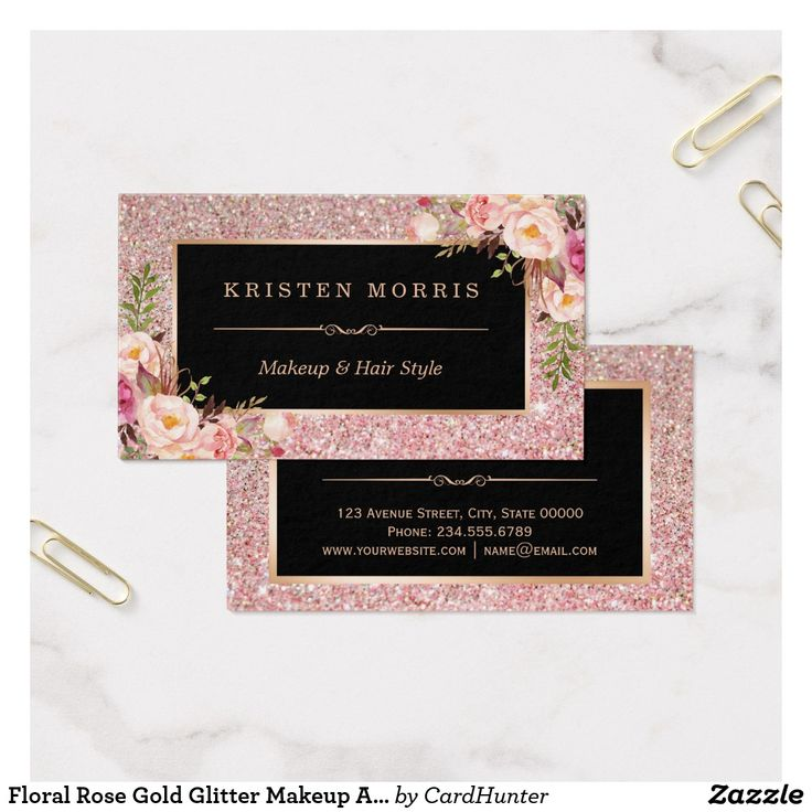 The 53 best Pink Business Cards images on Pinterest   Lipsense ...