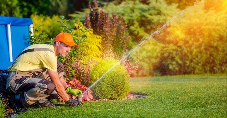 The Best Garden Sprinkler For A Great Watering Experience #sprinkler #watering #Irrigation #lawns #landscapes #gardening