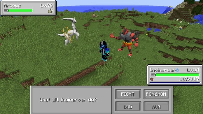 Minecraft New Pixelmon Game Mod For 1 17 How To Download Minecraft 1 17 Pixelmon Mod Minecraft Mods Pokemon Universe Minecraft