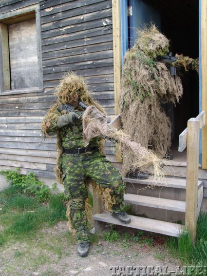 canadian armed forces | ... Canadian Armed Forces Advanced Sniper School located at the Canadian
