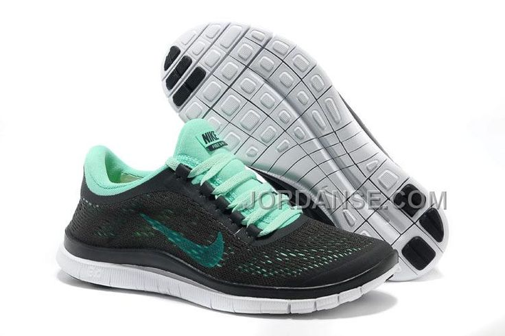 Cheap Cheapest Nike Free Women Running Shoes Black And Green Sneaker Outlet  Sale Store