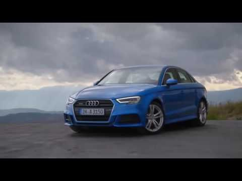 2017 Audi A3 Sedan review