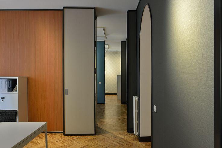 Vescom Italia - Office and showroom Milan - Italy