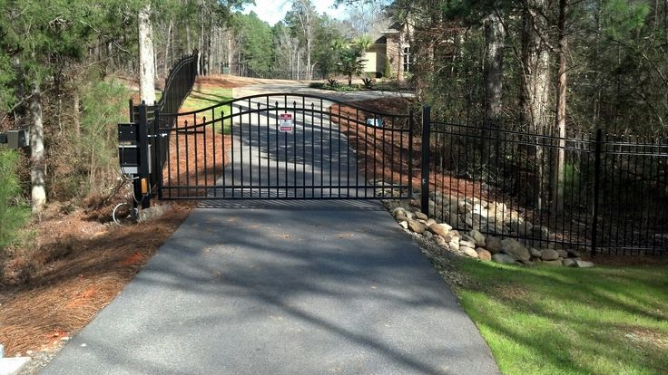 Best images about driveway gates on pinterest