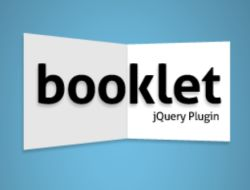 Booklet Plugin - Booklet is a jQuery tool for displaying content on the web in a flipbook layout. It was built using the jQuery library.