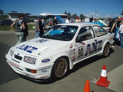 Allan Moffat Sierra RS500