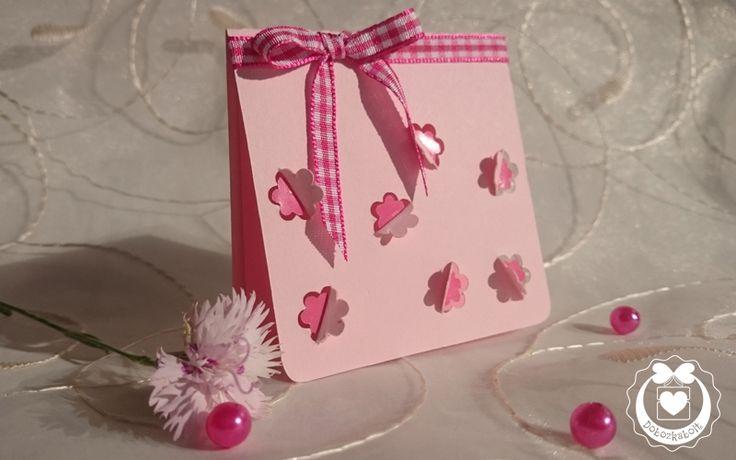 Rózsaszínű felhővirágokat vágtam: