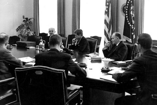 JFK and cuban missle crisis