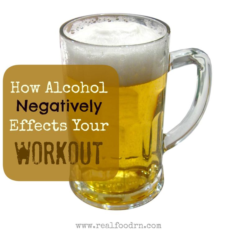 how alcohol effects workout 995x1024 How Alcohol Negatively Effects Your Workout