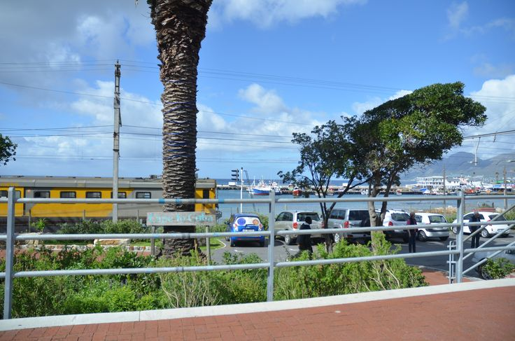 The train is a great way to get to Kalk Bay. Make a day of it. #TrainLife #CapeTown #KalkBay