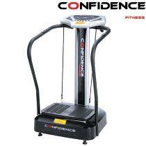 Confidence Slim Full Body Vibration Platform Fitness Machine Price - $249.99