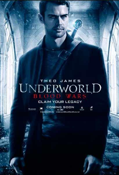 Estreno de la película Underworld: Guerras de sangre