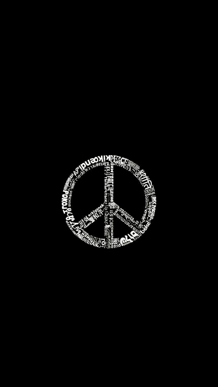 Peace Symbol Wallpaper Hd Dark Wallpaper Marvel Comics Wallpaper Wallpaper