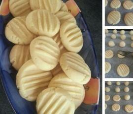 Recipe My Mum's Melting Moments by Kirrilee - Recipe of category Baking - sweet