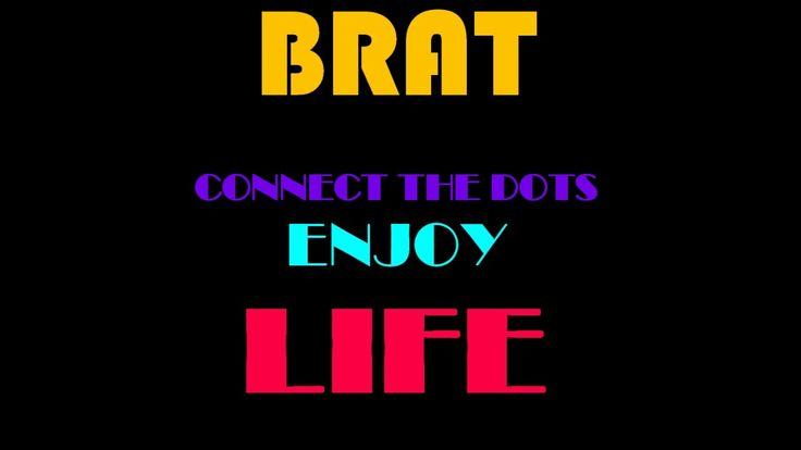 BRAT ENJOY LIFE $ VERSION