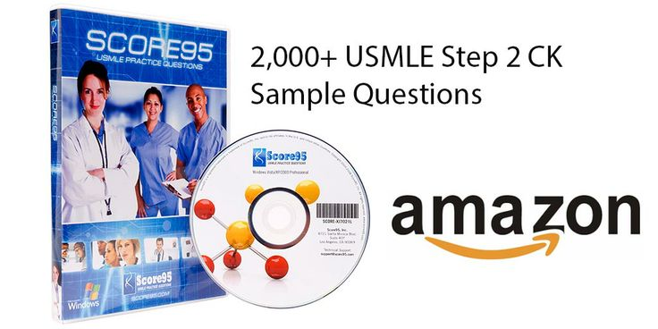 11 best usmle step 2 ck images on pinterest blog 1 and amazon score95s usmle step 2 ck qbank is now available for sale on amazon fandeluxe Gallery