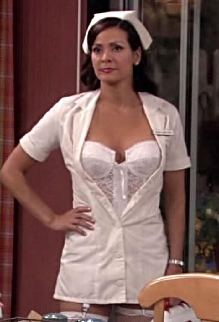 Opinion, actual, Constance marie extremly naked
