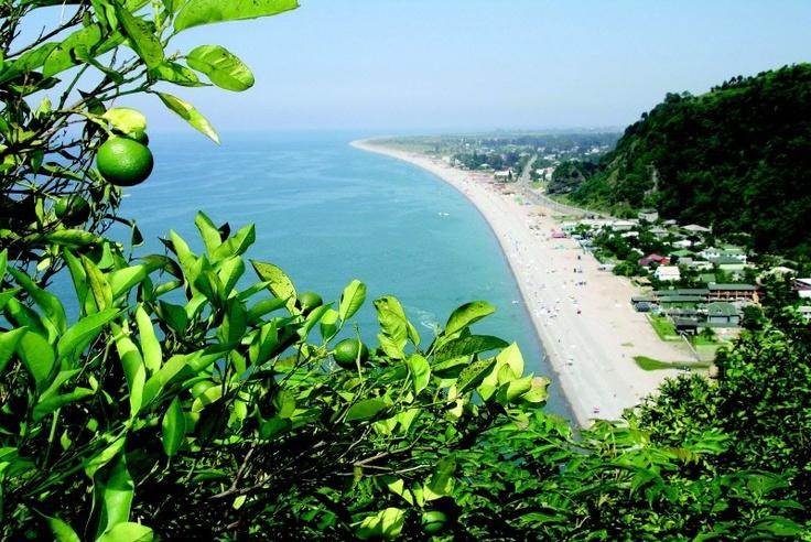 Batumi w słońcu:)
