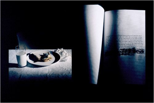 Night Meal (with Louise Erdrich), 1995 - Eileen Cowin
