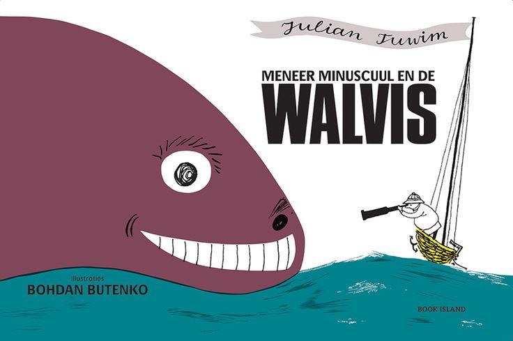 Meneer Minuscuul en de walvis | Meneer Minuscuul is een ondernemende ontdekkingsreiziger die zo klein is als een koffieboon. Hij wil verschrikkelijk graag eens een walvis zien, zo'n echte oceaanreus! Maandenlang zwalkt hij over de oceaan in zijn zelfgebouwde scheepje... (L2-L3)