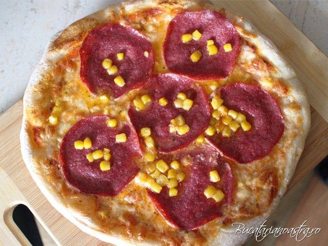 Cea mai buna reteta de pizza #retetapizza #ceamaibunapizza #pizzaautentica