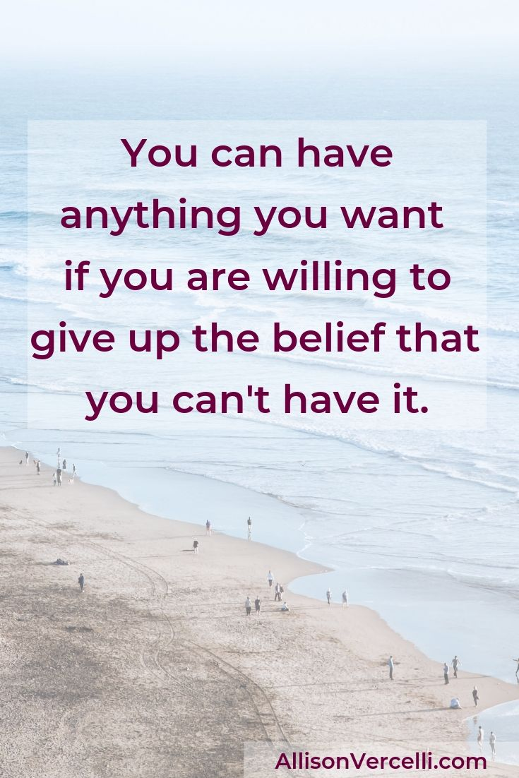 Allison Vercelli You Can Do Anything You Can Do Anything Belief Quotes How Are You Feeling