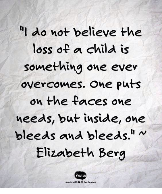 Losing A Mother Quotes From Son: 1000+ Ideas About Loss Of Child On Pinterest