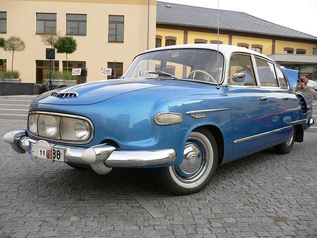Czech Tatra 603