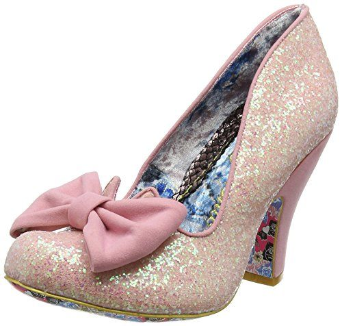 Irregular Choice Nick Of Time Escarpins Bout Fermé Femme