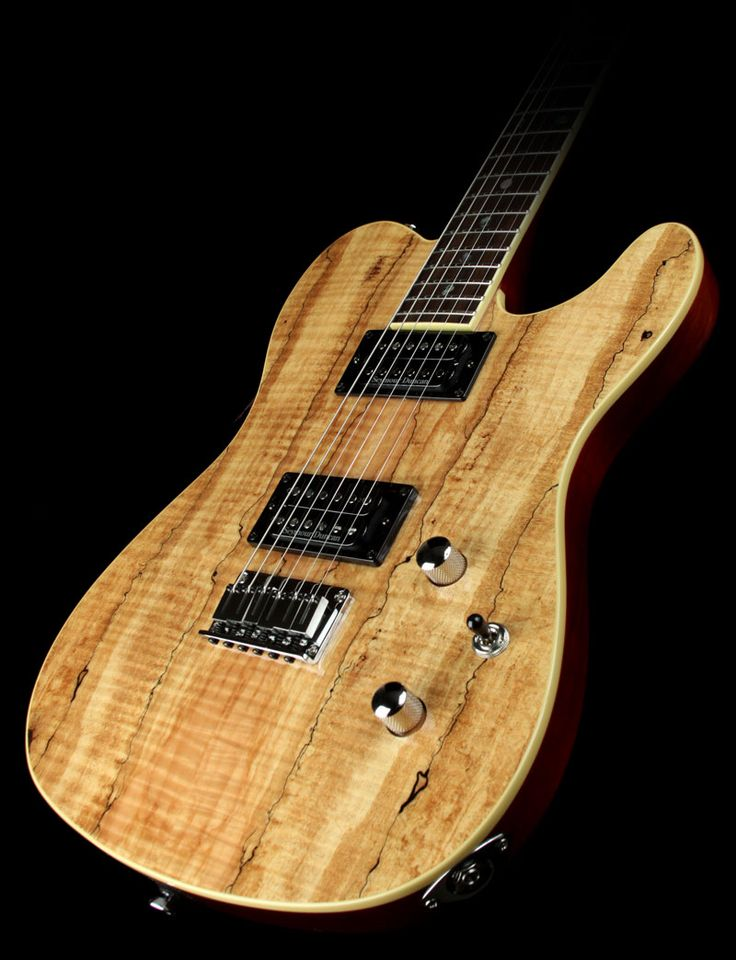 fender special edition custom spalted maple telecaster electric guitar natural diy telecaster. Black Bedroom Furniture Sets. Home Design Ideas