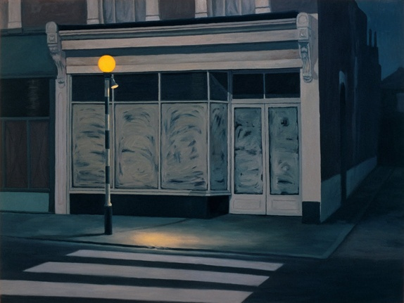 Paintings by George Shaw.