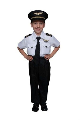 Awesome Costumes Pilot Boy Toddler/Child Costume just added...
