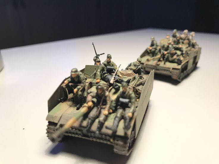 1/87 HO Artitec kits, Kursk 1943
