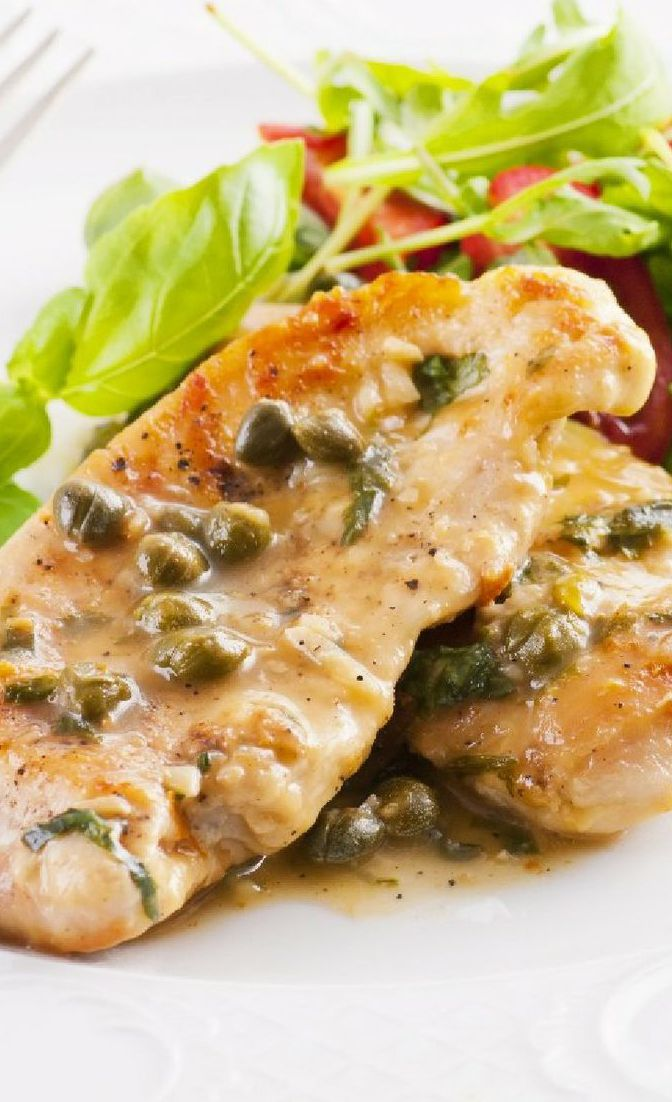 Feb 13, · Lemon Chicken Piccata is a family favorite recipe! My family prefers low carb meals and this chicken piccata is just, low-carb and delicious! I love that this is an easy healthy meal that can be made ahead, freezer friendly, and low-fat too! I am so excited to share how I make my low carb lemon chicken piccata.5/5(17).