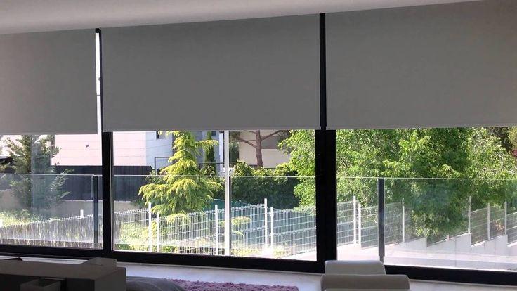 Ventajas de las persianas eléctricas enrollables