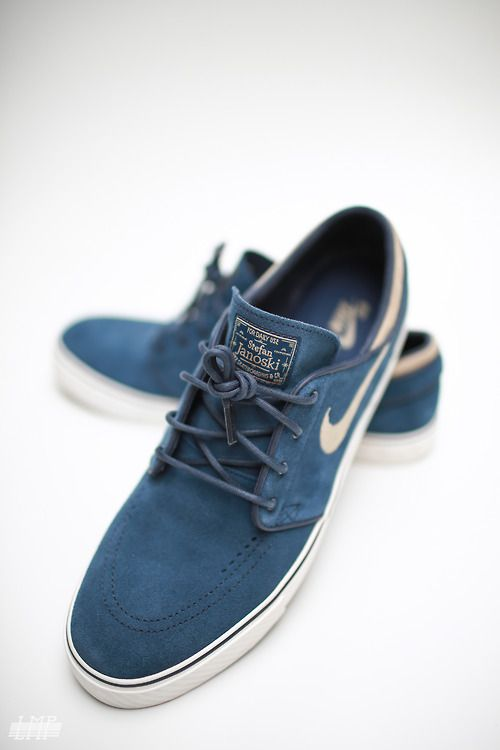 Nike SB Stefan Janoski: Dark Blue