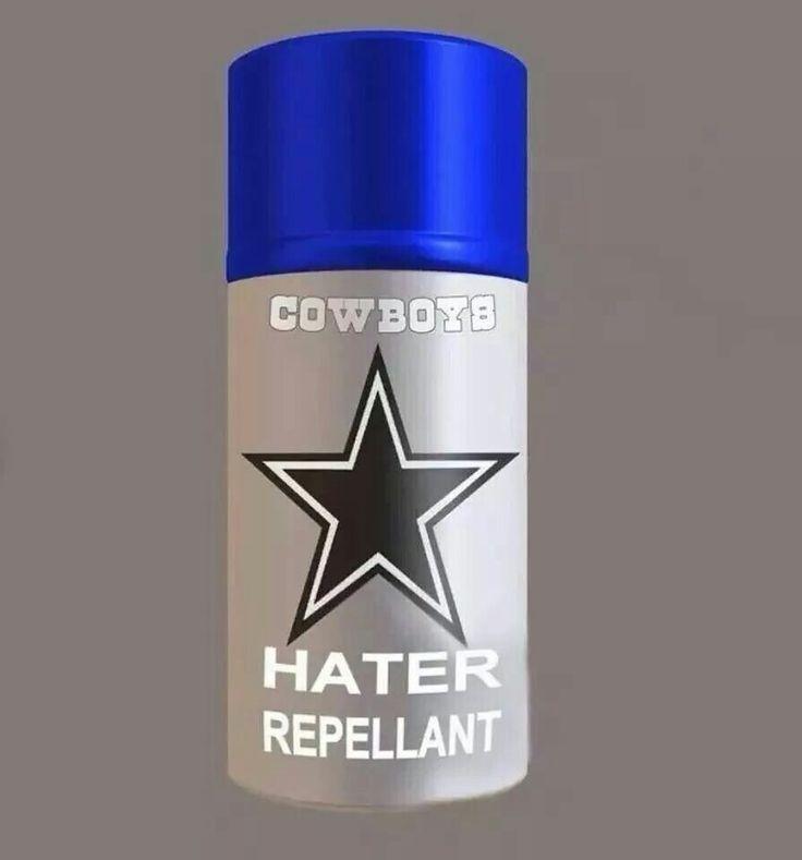 ☆Cowboys Hater Repellent☆