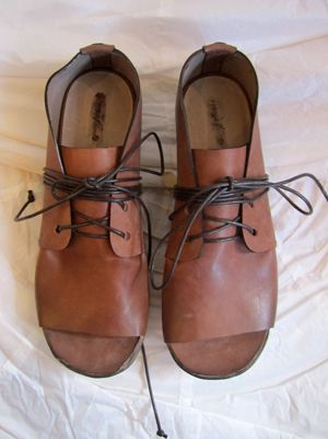 // marsell cutout oxford---for cute toes only...or people with ingrown toenails =D