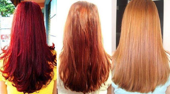 Dekapcolor   Saiba como tirar o vermelho e o preto do seu cabelo                                                                                                                                                                                 Mais
