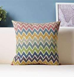 Geometric Cushion For Sofa Car Decorative Pillows Colorful Cushions Home  Decor/Capa Para