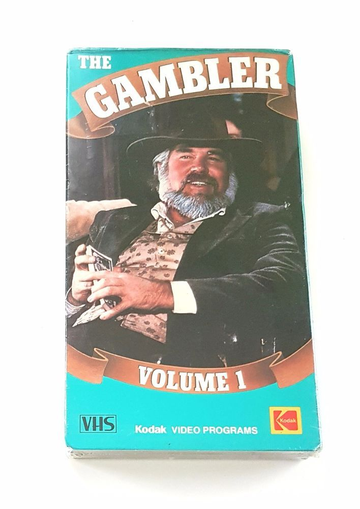 Gambler, The - Vol. 1 (VHS) Kenny Rogers, Bruce Boxleitner - Kodac Video | eBay
