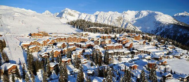 En Savoie, à la frontière avec l'Italie, cette station du massif de la Tarentaise joue la carte de la convivialité, via d'innombrables activités.