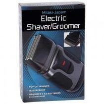 "Mitaki-Japan Electric Shaver/Groomer.  Measures 4-1/2"" x 2-1/4"" x 1-1/8"""