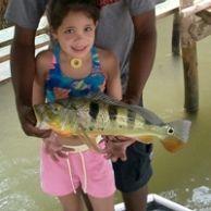 Fishing trip on Gatun Lake