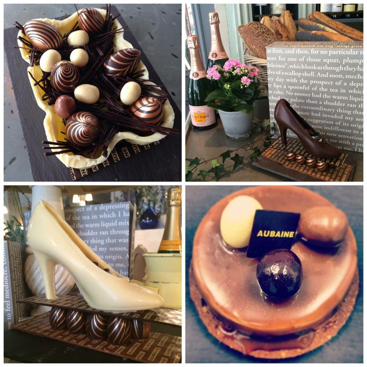 The four day weekend isnt' complete without some delicious chocolate treats. @Aubaine Restaurants on #HeddonStreet have just what you are looking for this #Easter. #RegentStreet